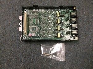 Brand New Panasonic Kx tda5171 4 port Digital Line Card