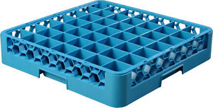 Carlisle 49 compartment Glass Rack Case Of 6
