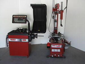 Remanufactured Coats 7065ex Tire Changer 950 1000 Balancer With Warranty