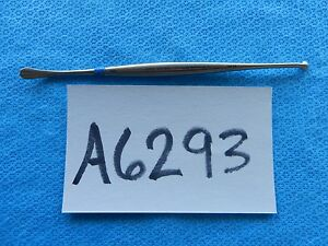 Jarit Surgical Neuro Spine Spinal Double Ended Penfield Dissector 285 365
