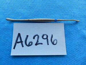 Jarit Surgical Neuro Spine Spinal Penfield Dissector 285 366