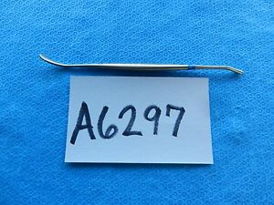 Jarit Surgical Neuro Spine Spinal Penfield Dissector 285 367