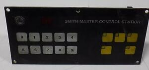 Smith Master Control Station Pds Ii Processor Board 1144 pzb