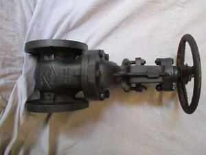 Jenkins 4 Solid Wedge Gate Valve Fig 651a 125s 200owg Bronze Trim
