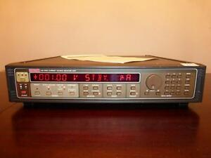 Keithley 238 High Current Source Measurement Unit Calibrated