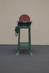 Delta 1426 12 Disc Sander woodworking Machinery