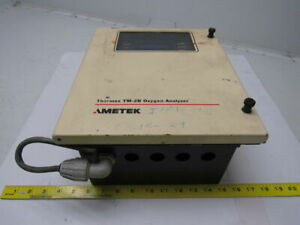 Ametek Tm 2b Thermox Oxygen Analyzer Calibrator Control
