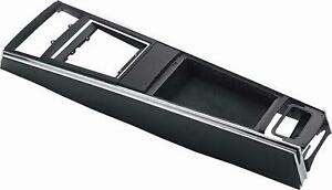 Oer 67 Camaro Console Housing W Gauge Cutout Ss Rs Z28