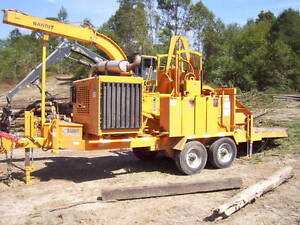 2008 Bandit Beast 2090 Biomass Chipper