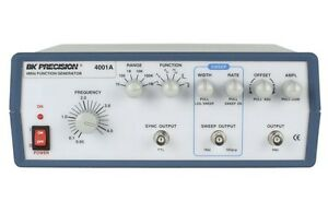 Bk Precision 4001a 4mhz Sweep Function Generator Authorized Dist We Export