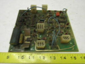 Lincoln Electric L 6242 1 Na 5 Automatic Wire Feeder Logic Circuit Board
