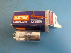 Mallory Capacitor Fp216 4a