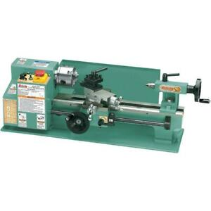 G8688 Grizzly 7 X 12 Mini Metal Lathe