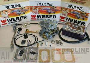 Weber Carburetor Kit Toyota Landcruiser Fj40 Fj55 1974 1987