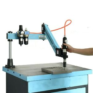 Universal Tapping Range M3 m12 Vertical Type Pneumatic Tapping Arm Tapper Tool
