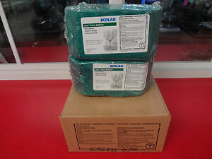 New Ecolab Apex Rinse Additive 16811 Retail At 450 Box Of 2 Wow A Deal 1671