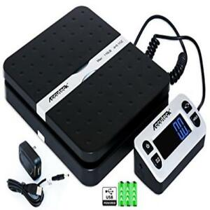 110lbs Digital Postal Scale Weigh Ship For Ups Usps Fedex Ebay Package Accuteck