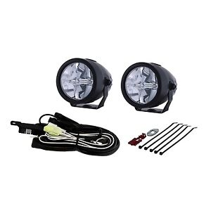 Piaa 02772 Led Driving Lamp Kit Light Lp270 2 75 In Sae Compliant New
