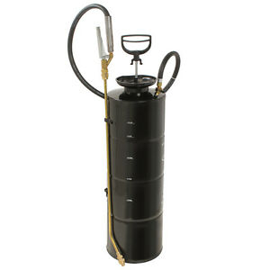 3 5 Gallon Tank Sprayer For Curing Compaund Release Agent Clenears And More