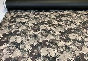 20 Yds 1000d Seat Cover Fabric Auto Cordura True Timber Viper Western Desert 60
