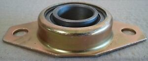 Lutco 1 Id Bearing In 2 Hole Metal Flange Lot Of 4