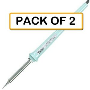 pack Of 2 Weller Wm120 12w 120v Pencil Thin Soldering Iron special