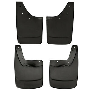Husky Mud Guards Flaps For 06 10 Ford Explorer Front And Rear Fender 56611 57611