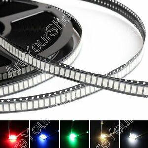 5730 Led Smd Smt Red Green Blue Warm White White 5colour Light Emitting Diodes