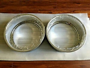2 18x6 5 Work Aftermarket Replacement Lips Polish 40 Hole Vsxx Vskf Equip