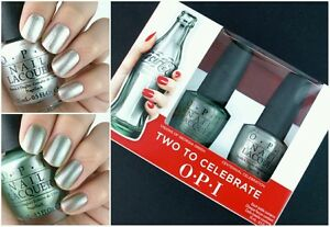 OPI Limited Edition Set To Celebrate The 100th Anniversary of Coca-Cola.