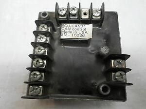Ecu can71 Sn 10036 Can Control One Contact Screw Is Not Included