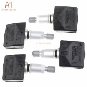 Us 4 Pcs Tpms Tire Air Pressure Monitor System Sensor 40700 1aa0d Fits Nv1500