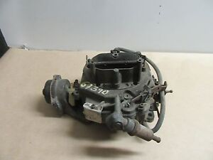 Ford Thunderbird 1967 1968 390 428 Carburator Autolite 4300 C7af Bj Dated E 7eb