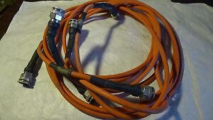 Megaphase Tm4 nknk 96 6 Cable Dc To 4ghz N Male To N Male 96 Inch Long