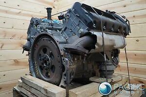 4 2l V8 Supercharged Longblock Engine Assembly Jaguar Xkr Xj8 Xjr S type 2006 09