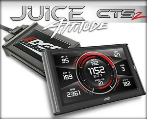 Edge Juice With Attitude Cts2 03 07 Ford Powerstroke 6 0l 11501