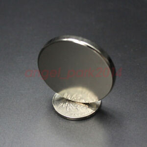 Wholesale 40mm X 5 Mm Neodymium Disc Super Strong Rare Earth Magnets N50