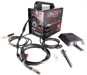 Longevity Migweld 100 100amp Flux cored Mig Welder authorized Dealer