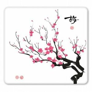 Cherry Blossoms Car Vinyl Sticker Select Size
