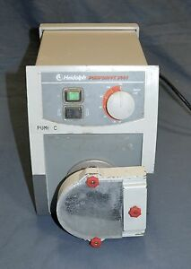 Heidolph Pd 5001 Peristaltic Dosing Dispensing Pump Drive sp 1 6 Stainless Head