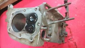 Kubota A1400 Generator Engine Cylinder Block With Valves
