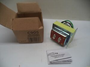 Case Of 6 Nutone C905 Transformers