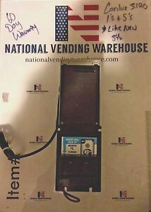Conlux Nbm 3120 Refurbished Vending Bill Validator With Warranty Accepts 1s 5s