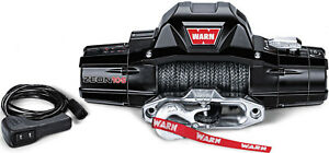 Warn 89611 Zeon 10 S 10000 Lb Premium Series Winch Hawse Fairlead 100 Synthetic