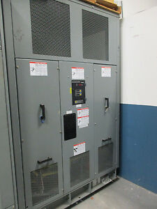 Square D 1000 1333 Kva 3 Phase 13800x277 480 Volt Substation Transformer T1265