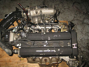 Integra Dc2 Civic Dohc 2 0l B20b Engine Jdm Orthia B20b Motor Manual Versionk
