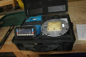 Ashtech Inc Surveying Gps Receiver Xii With Case Antenna