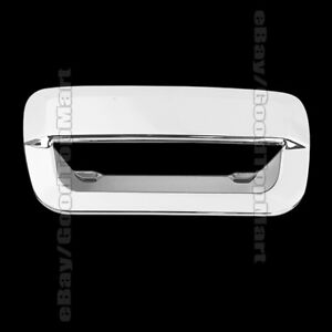 For 14 15 2014 2015 Jeep Grand Cherokee 1 Chrome Tailgate Handle Cover