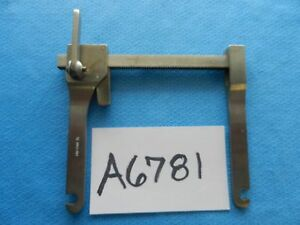 Zimmer Surgical Orthopedic Downing Retractor 3065 201