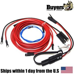 Buyers 0206500 Wiring Harness For Saltdogg Tgs01 Tgs01a Salt Spreaders